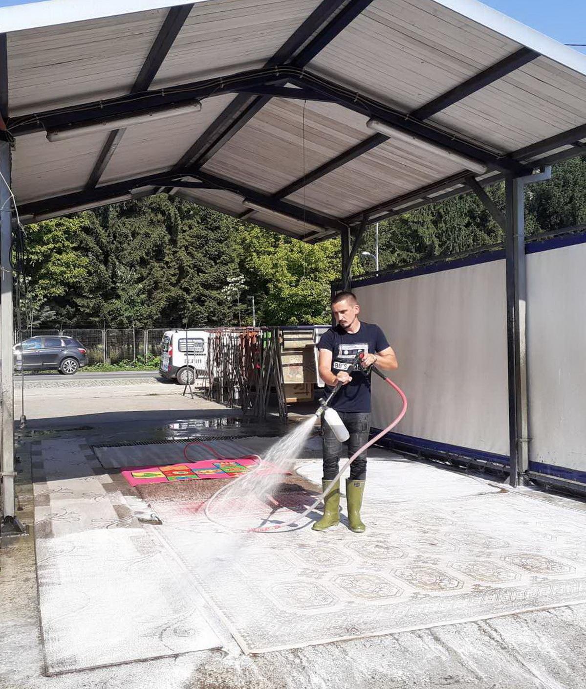 Pranje tepiha banja luka